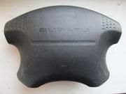 Для Subaru Forester (1997-2002) - подушка безопасности руля (airbag)